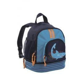 LÄSSIG - Dětský batoh Mini Backpack 2017 Shark ocean