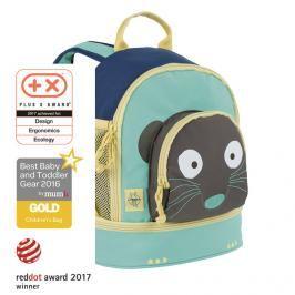 LÄSSIG - Dětský batoh Mini Backpack Wildlife meerkat