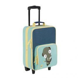 LÄSSIG - Dětský kufr Trolley Wildlife meerkat