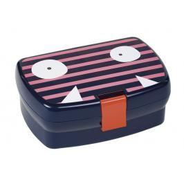 LÄSSIG - Krabička LunchBox Little Monsters mad mabel