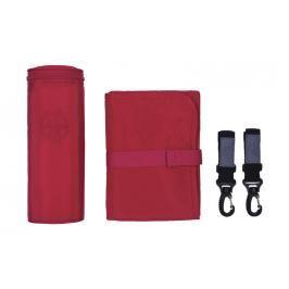 Lässig - Příslušenství k tašce Glam Signature Bag Accessories - Red