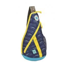 Lässig - Taška přes rameno Mini Sling Bag - Cars navy