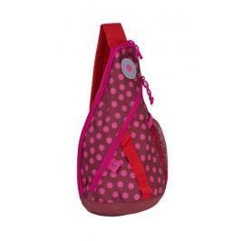 Lässig - Taška přes rameno Mini Sling Bag, Dottie red