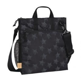 Lässig - Taška na rukojeť Casual Buggy Bag Reflective - Star black