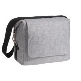 Lässig - Taška na rukojeť Green Label Small Messenger Bag Update, black mélange