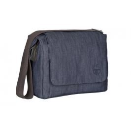 Lässig - Taška na rukojeť Green Label Small Messenger Bag Update, denim blue