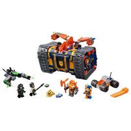 LEGO - Axlův Arzenál Na Kolečkách