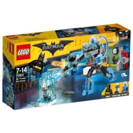 LEGO - Batman Movie 70901 Lední útok Mr. Freeze