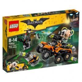 LEGO - Batman Movie 70914 Doly a útok s náklaďákem plným jedů