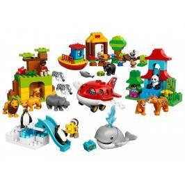LEGO - Cesta Kolem Světa
