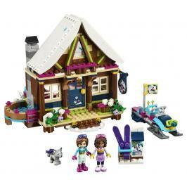 LEGO - Chata v zimním středisku