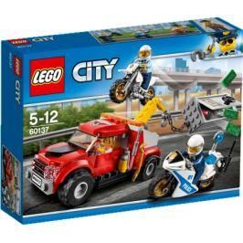 LEGO - City 60137 Odtahové vozidlo