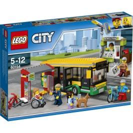 LEGO - City 60154 Zastávka autobusu