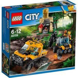 LEGO - City 60159 Obrněný transportér do džungle