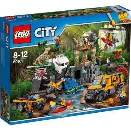 LEGO - City 60161 Průzkum oblasti v džungli