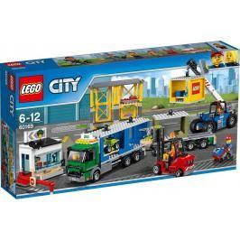 LEGO - City 60169 Nákladní terminál
