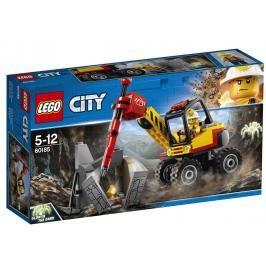 LEGO - City 60185 Důlní drtič kamenů