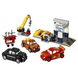 LEGO - Čmoudíkova garáž