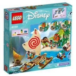 LEGO - Disney Princess 41150 Vaiana a její plavba po oceánu
