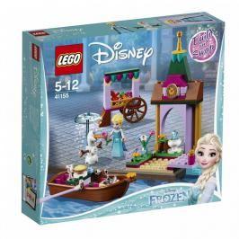 LEGO - Disney Princess 41155 Elsa a dobrodružství na trhu