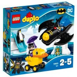 LEGO - DUPLO 10823 Dobrodružství s Batwing