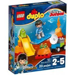 LEGO - Duplo 10824 Milesová vesmírné dobrodružství