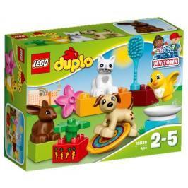 LEGO - DUPLO 10838 Domácí mazlíčci