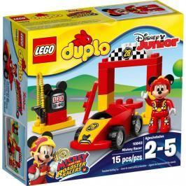 LEGO - DUPLO 10843 Mickeyho závodní auto