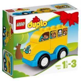 LEGO - DUPLO 10851 Můj první autobus