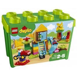 LEGO - DUPLO 10864 Velký box s kostkami na stavbu hřiště