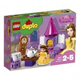 LEGO - DUPLO 10877 Bella a její čajový dýchánek