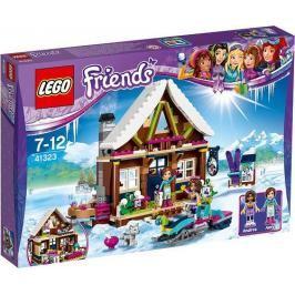LEGO - Friends 41323 Chata v zimním středisku