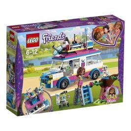 LEGO - Friends 41333 Olivia a její speciální vozidlo
