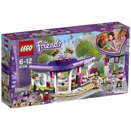 LEGO - Friends 41336 Emma a její umělecká kavárna