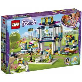 LEGO - Friends 41338 Stephanie a její sportovní aréna