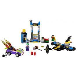 LEGO - Joker Útočí Na Batcave