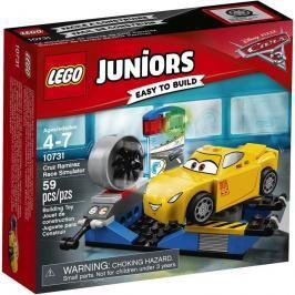 LEGO - Juniors 10731 Simulátor Cruz Ramirezovej