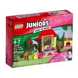 LEGO - Juniors 10738 Sněhurčina chaloupka v lese
