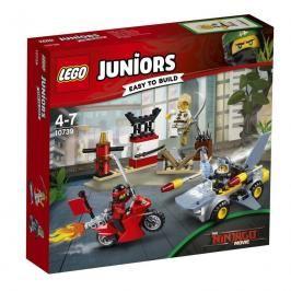 LEGO - Juniors 10739 Žraločí útok