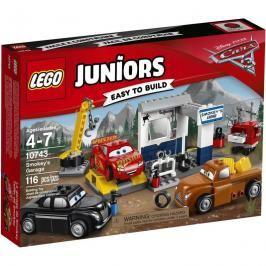 LEGO - Juniors 10743 Smokeyho garáž