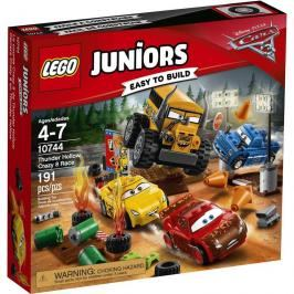 LEGO - Juniors 10744 Závody Thunder Hollow Crazy 8