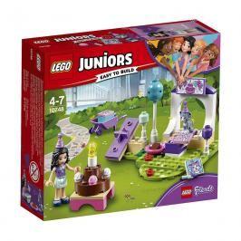 LEGO - Juniors 10748 Emma a oslava pro mazlíčky