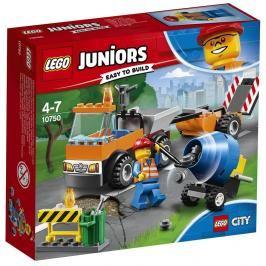 LEGO - Juniors 10750 Silniční opravářské vozidlo