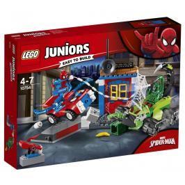 LEGO - Juniors 10754 Spider-Man vs. Štír - Souboj na cestě