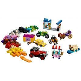 LEGO - Kostky Na Kolečkách