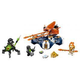 LEGO - Lanceův Vznášející Se Turnajový Vůz