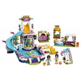 LEGO - Letní Bazén V Městečku Heartlake