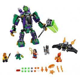 LEGO - Lex Luthor A Zničení Robota