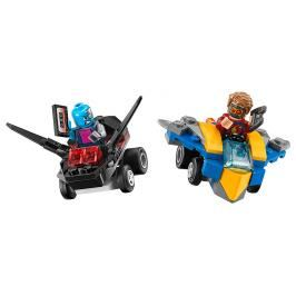 LEGO - Mighty Micros: Star-Lord Vs. Nebula