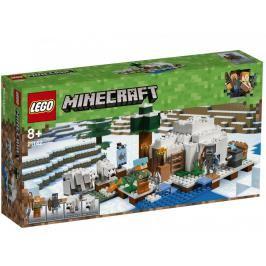LEGO - Minecraft 21142 Iglú za polárním kruhem